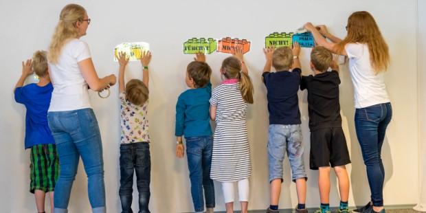 Sonntagsschule - mehr erfahren